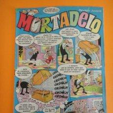 Tebeos: REVISTA MORTADELO Nº 556 BRUGUERA 1981 .. Lote 32037384