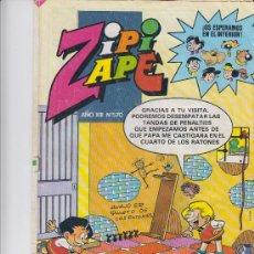 Tebeos: CÓMIC ZIPI Y ZAPE Nº 570 AÑO XIII ED.BRUGUERA 1984. Lote 32042653