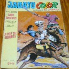 Tebeos: TEBEOS-COMICS GOYO - JABATO COLOR - 1ª EDICION 1969 - Nº 43 *BB99. Lote 32085794