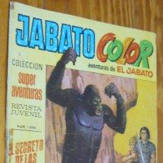 Tebeos: TEBEOS-COMICS GOYO - JABATO COLOR 35 - 1ª EDICION 1969 - BRUGUERA *BB99. Lote 32085877