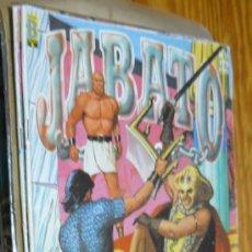 Tebeos: TEBEOS-COMICS GOYO - JABATO COLOR 31 - 1ª EDICION 1987 - HISTORICA *CC99. Lote 32098353
