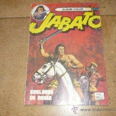 Tebeos: EL JABATO COLOR Nº 1 ESCLAVOS DE ROMA . Lote 32104372