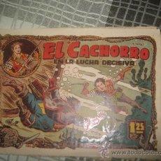 Tebeos: EL CACHORRO Nº 32. Lote 114434803