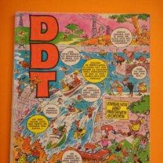 Tebeos: DDT EXTRA DE VERANO 16 PTS . BRUGUERA 1971 .. Lote 32192317