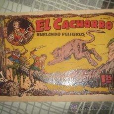 Tebeos: EL CACHORRO Nº 39. Lote 114434982