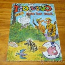 Tebeos: TEBEOS-COMICS GOYO - TIO VIVO EXTRA 82 - RISA SIN VEDA *CC99. Lote 32311284