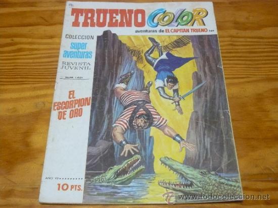 TEBEOS-COMICS GOYO - TRUENO COLOR 1ª EPOCA - Nº 249 - BRUGUERA *AA99 (Tebeos y Comics - Bruguera - Capitán Trueno)