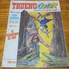 Tebeos: TEBEOS-COMICS GOYO - TRUENO COLOR 1ª EPOCA - Nº 249 - BRUGUERA *AA99. Lote 32311631