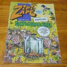 Tebeos: TEBEOS-COMICS GOYO - ZIPI Y ZAPE - Nº 148 - BRUGUERA *BB99. Lote 32312280