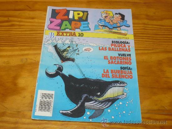 TEBEOS-COMICS GOYO - ZIPI Y ZAPE - EXTRA - Nº 10 - ED.B *AA99 (Tebeos y Comics - Bruguera - Otros)