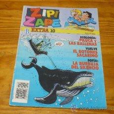 Tebeos: TEBEOS-COMICS GOYO - ZIPI Y ZAPE - EXTRA - Nº 10 - ED.B *AA99. Lote 32312301