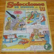 Tebeos: TEBEOS-COMICS GOYO - SELECCIONES HUMOR DEL DDT - BRUGUERA - Nº 14 *BB99. Lote 32343310