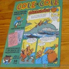 Tebeos: TEBEOS-COMICS GOYO - COLE COLE - BRUGUERA - Nº 40 *AA99. Lote 32347029