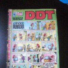 Livros de Banda Desenhada: DDT Nº 74 III EPOCA BRUGUERA ASTERIX C12X4. Lote 32332661