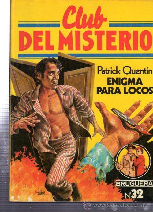 CLUB DEL MISTERIO, ENIGMA PARA LOCOS, BRUGUERA, Nº 32 (Tebeos y Comics - Bruguera - Otros)