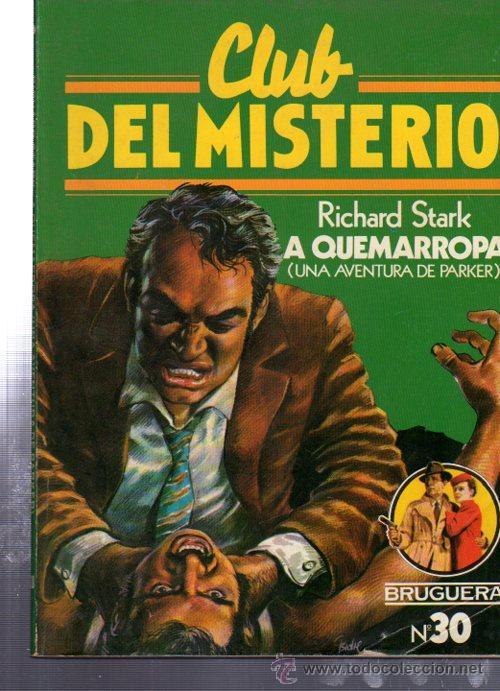 CLUB DEL MISTERIO, A QUEMARROPA, BRUGUERA, Nº 30 (Tebeos y Comics - Bruguera - Otros)