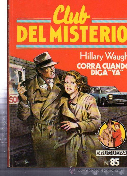 CLUB DEL MISTERIO, CORRA CUANDO DIGA YA, BRUGUERA, Nº 85 (Tebeos y Comics - Bruguera - Otros)