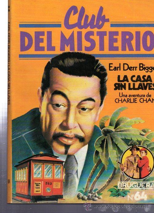 CLUB DEL MISTERIO, LA CASA SIN LLAVES, BRUGUERA, Nº 64 (Tebeos y Comics - Bruguera - Otros)