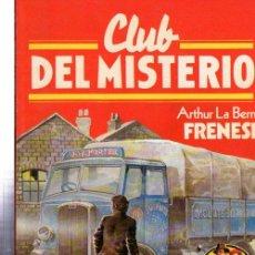 Tebeos: CLUB DEL MISTERIO, FRENESI, BRUGUERA, Nº 66. Lote 32338357