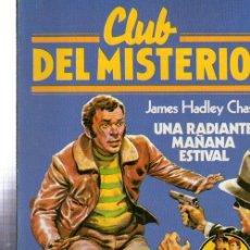 Tebeos: CLUB DEL MISTERIO, UNA RADIENTE MAÑANA ESTIVAL, BRUGUERA, Nº 53. Lote 32338374