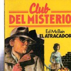 Tebeos: CLUB DEL MISTERIO, EL ATRACADOR, BRUGUERA, Nº 47. Lote 32338423