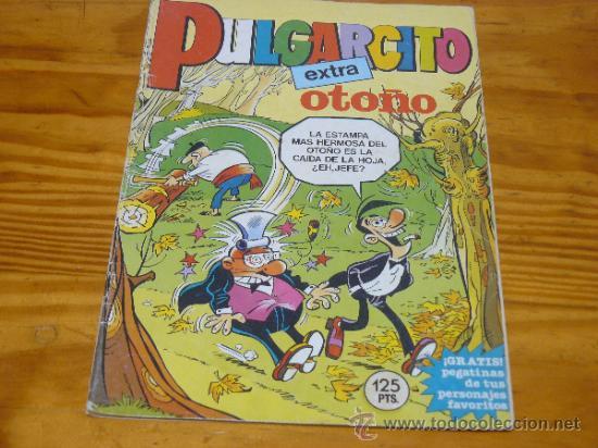 TEBEOS-COMICS GOYO - PULGARCITO EXTRA OTOÑO - BRUGUERA - Nº 67 1ª EDICION *AA99 (Tebeos y Comics - Bruguera - Pulgarcito)
