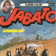 Tebeos: COMIC DEL JABATO , KIMBERLAN, ALBUM COLOR Nº 4. Lote 32354408