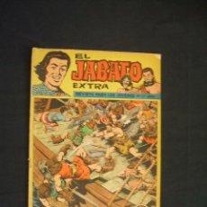 Tebeos: EL JABATO EXTRA - Nº 27 - ABORDAJE EN LA NOCHE - BRUGUERA -. Lote 32380003
