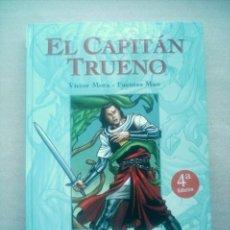 Tebeos: SUPER CAPITAN TRUENO TOMO 2 EDICIONES B 2008 VICTOR MORA , FUENTES MAN. Lote 32441843