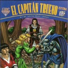 Tebeos: EL CAPITAN TRUENO EXTRA Nº 27. Lote 32455175