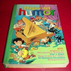 Tebeos: MAGOS DEL HUMOR VOLUMEN XXI - ED. BRUGUERA, 1975. Lote 33304882