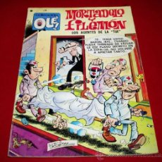 Tebeos: COLECCIÓN OLÉ Nº 124 - MORTADELO Y FILEMÓN - ED. BRUGUERA, 1978. Lote 33306033