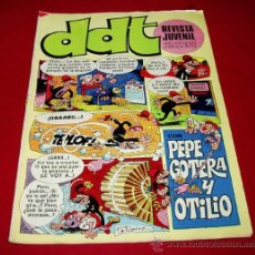 Tebeos: DDT Nº 283 - BRUGUERA, 1972. Lote 33323077