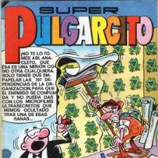 Tebeos: SUPER PULGARCITO - Nº 65 - EDITORIAL BRUGUERA - AÑO 1976.. Lote 32494733