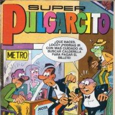 Tebeos: SUPER PULGARCITO - Nº 61 - EDITORIAL BRUGUERA - AÑO 1976.. Lote 32529761