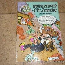 Tebeos: OLE ! MORTADELO Y FILEMON Nº 70 LOS MONSTRUOS . EDICIONES B . 1ª EDICION MAYO 1994. Lote 195074858