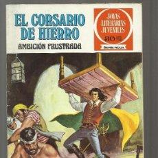 Tebeos: EL CORSARIO DE HIERRO Nº 12. Lote 105052852