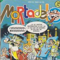 Tebeos: MORTADELO Nº 179. BRUGUERA 1984.. Lote 32680655