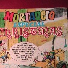 Tebeos: MORTADELO ESPECIAL CHRISTMAS 1978.. Lote 34059170