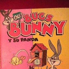 Tebeos: COLECCION OLE BUGS BUNNY Y SU PANDA.. Lote 34059191