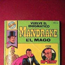 Tebeos: POCKET DE ASES MANDRAKE EL MAGO. Lote 34301322