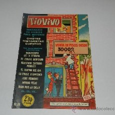 Tebeos: (M-10) TIO VIVO NUM 18 - EDT BRUGUERA , SEÑALES DE USO, LOMO CON MARCAS. Lote 32712766