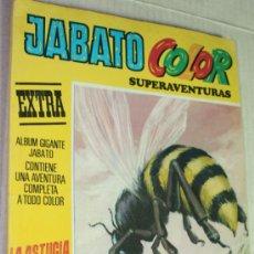 Tebeos: JABATO EXTRA COLOR Nº 5 ( TERCERA ÉPOCA :29 MAYO 1978) :LA ASTUCIA DE DILMA.. Lote 32851495