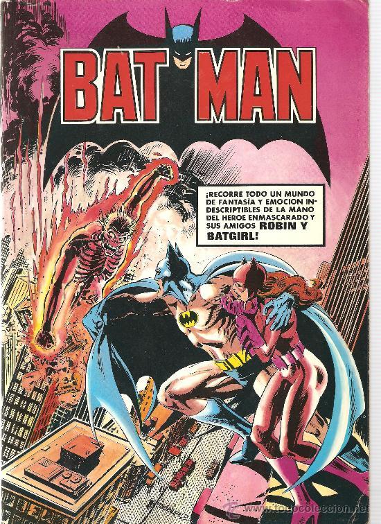 BATMAN (EDITORIAL BRUGUERA, 1979-1980) - COLECCION COMPLETA, 7 TOMOS (Tebeos y Comics - Bruguera - Otros)