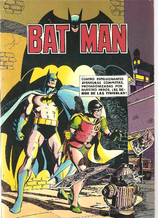 Tebeos: BATMAN (EDITORIAL BRUGUERA, 1979-1980) - COLECCION COMPLETA, 7 TOMOS - Foto 3 - 32732953