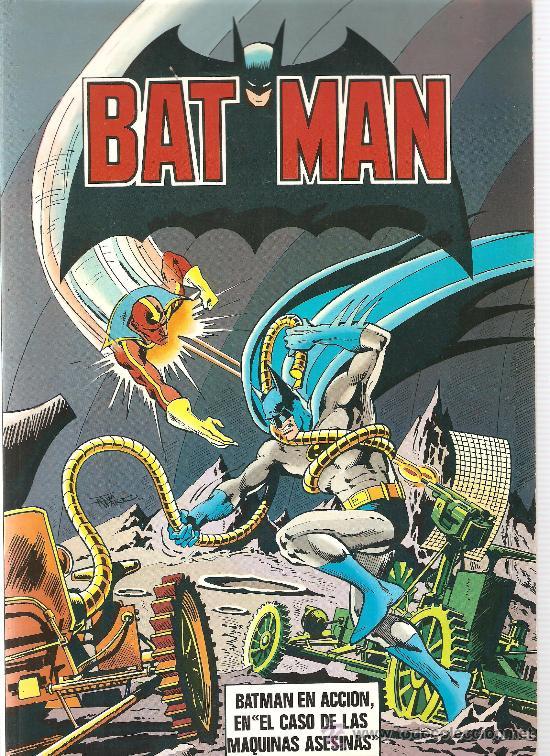 Tebeos: BATMAN (EDITORIAL BRUGUERA, 1979-1980) - COLECCION COMPLETA, 7 TOMOS - Foto 4 - 32732953