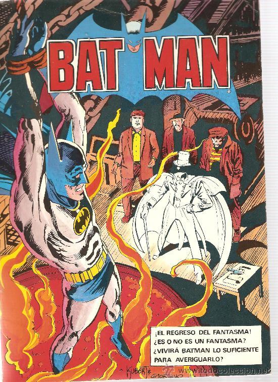 Tebeos: BATMAN (EDITORIAL BRUGUERA, 1979-1980) - COLECCION COMPLETA, 7 TOMOS - Foto 6 - 32732953