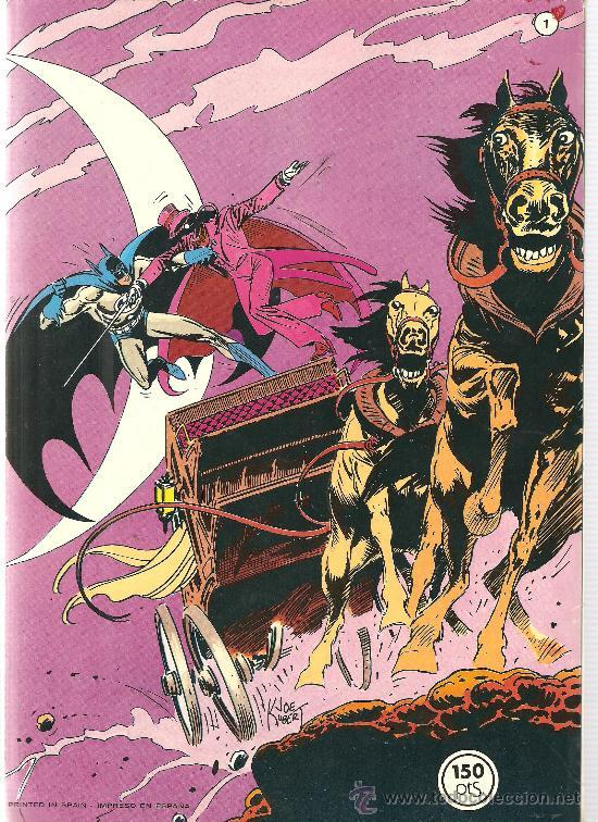 Tebeos: BATMAN (EDITORIAL BRUGUERA, 1979-1980) - COLECCION COMPLETA, 7 TOMOS - Foto 8 - 32732953