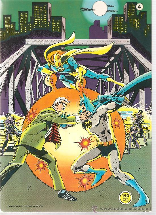 Tebeos: BATMAN (EDITORIAL BRUGUERA, 1979-1980) - COLECCION COMPLETA, 7 TOMOS - Foto 9 - 32732953