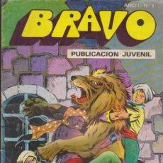 Tebeos: CACHORRO DE BRAVO Nº 1.. Lote 32748818
